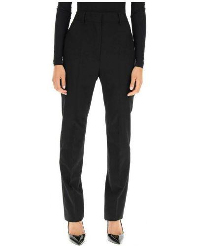 Czarne spodnie Sportmax