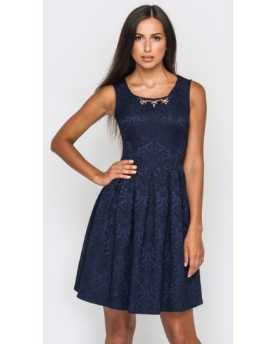 Синее платье Modniy Oazis