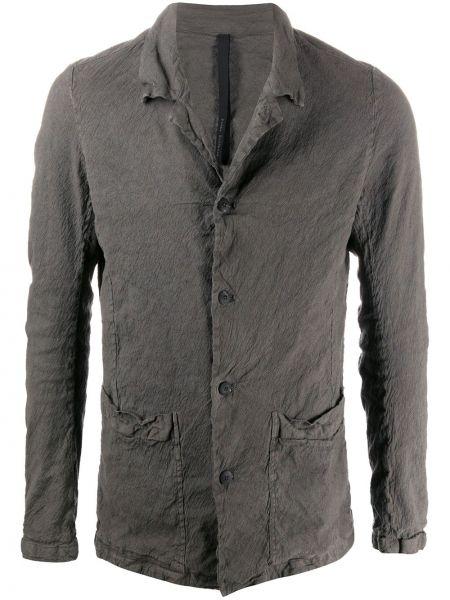 Классическая приталенная рубашка с воротником на пуговицах Poème Bohémien