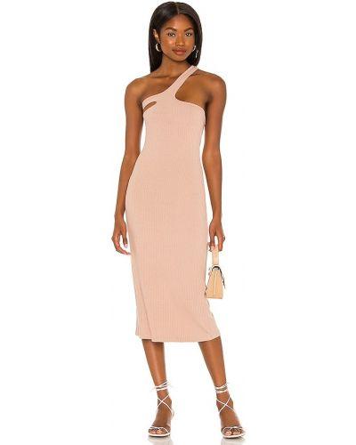 Трикотажное платье Lna