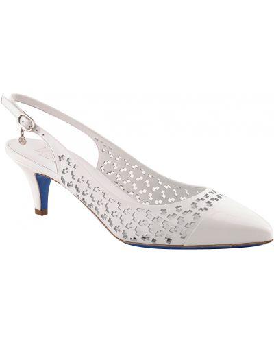 Белые туфли Loriblu