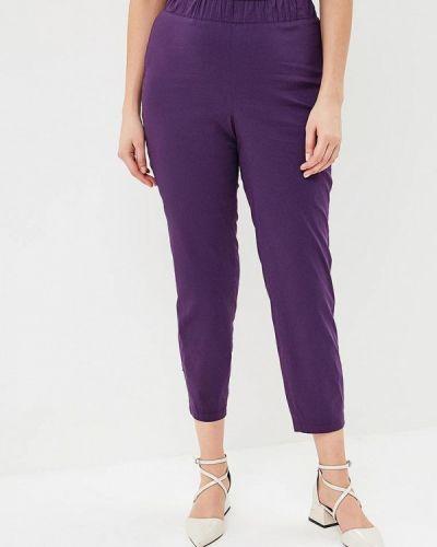 Фиолетовые брюки Silver String