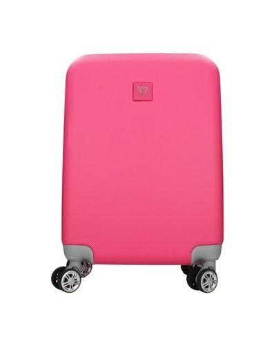 Różowa walizka Y Not?