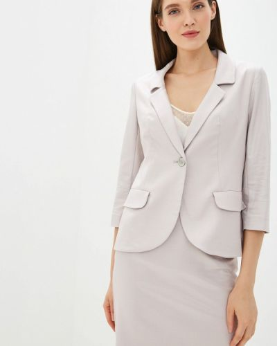 Пиджак серый Yuna Style