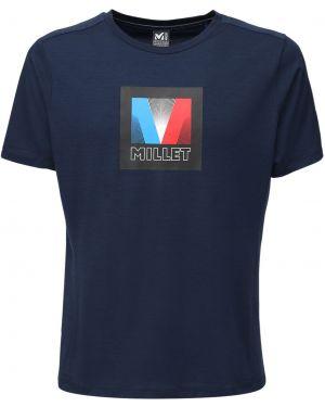 T-shirt szafir Millet