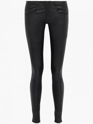 Черные брюки с поясом Muubaa
