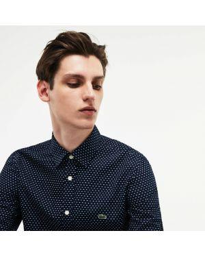 Рубашка хлопковая Lacoste