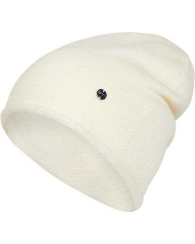 Czapka beanie - biała Esprit