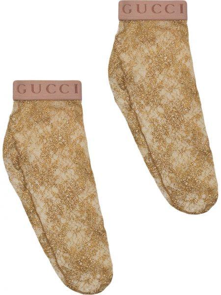 Skarpety z logo Gucci