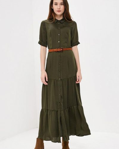Платье - зеленое Trucco