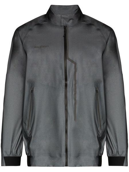Длинная куртка - черная Mammut