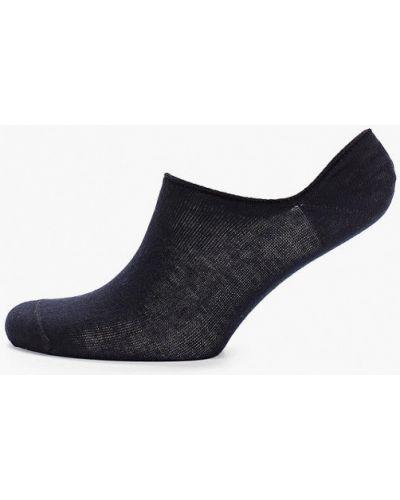 Синие укороченные носки Calzedonia