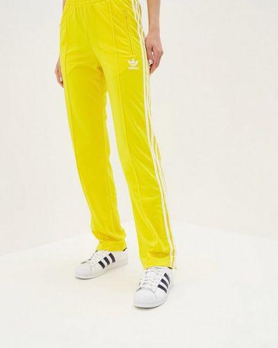 Спортивные брюки желтый Adidas Originals
