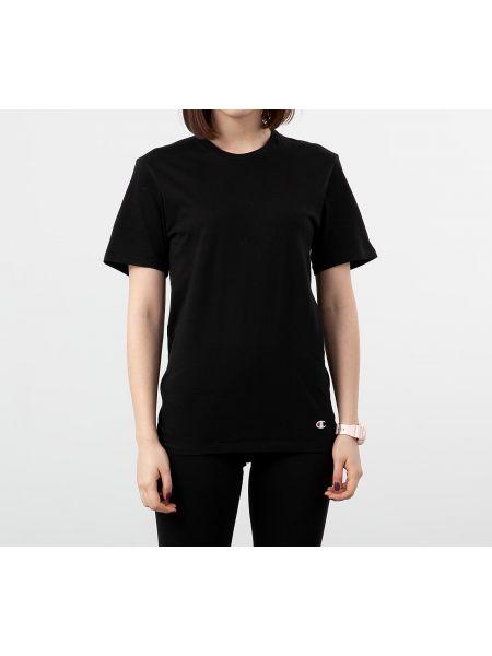 Черная рубашка Champion
