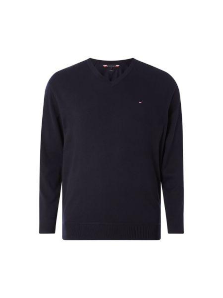Sweter na wysokości wełniany Tommy Hilfiger Big & Tall