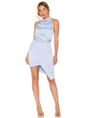 Деловое платье - синее Elliatt