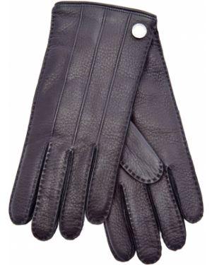 Кожаные перчатки итальянские теплые Moreschi