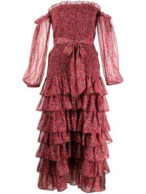 Платье с открытыми плечами Likely