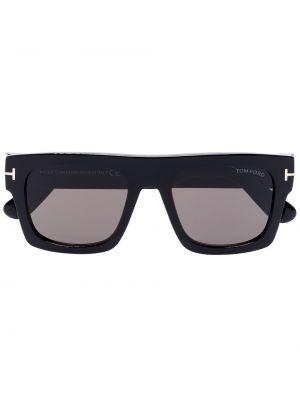 Akryl czarny okulary przeciwsłoneczne dla wzroku plac Tom Ford