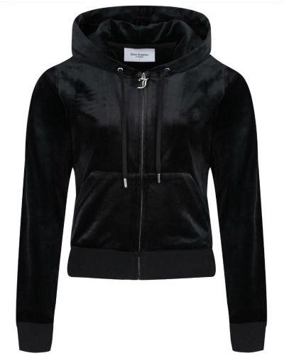 Kurtka sportowa - czarna Juicy Couture
