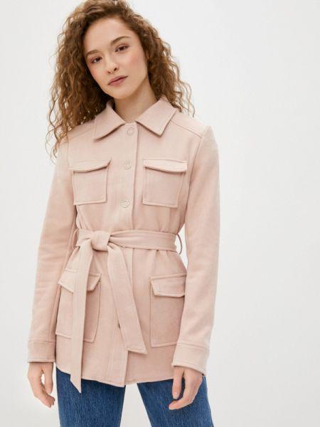 Куртка осенняя розовая Softy
