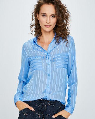 Блузка в полоску прямая Answear