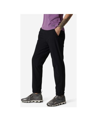 Черные теплые брюки Mountain Hardwear