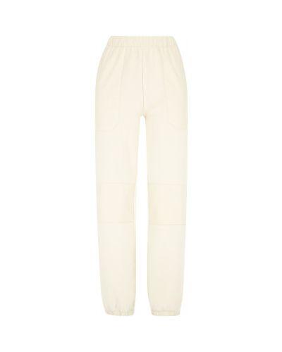 Бежевые брюки из полиэстера Merrell