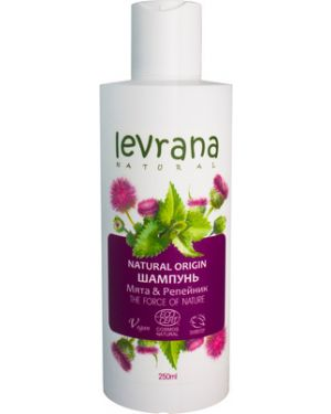 Шампунь для волос очищающий Levrana