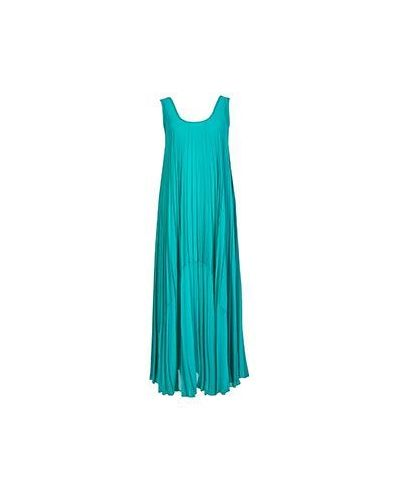 Летнее платье зеленый D.exterior