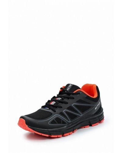 Черные кроссовки Zenden Active