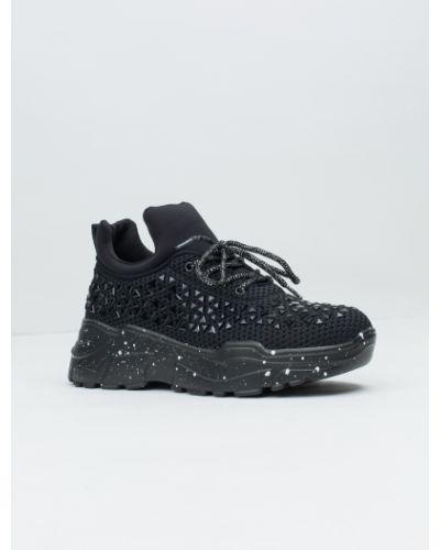 Кроссовки черные Vensi