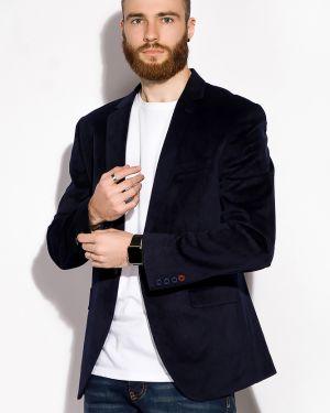 Приталенный пиджак - черный Time Of Style