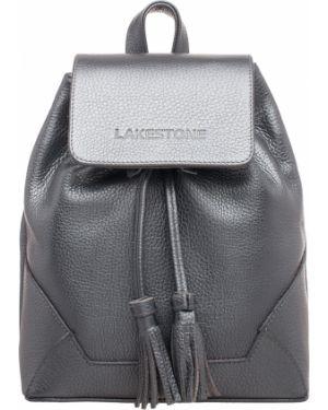 Кожаный рюкзак спортивный маленький Lakestone