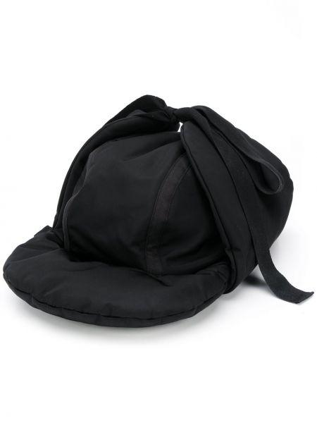 Czarna czapka Dorothee Schumacher