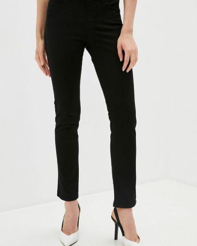 Прямые черные джинсы Lauren Ralph Lauren