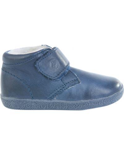 Ботинки синие Falcotto