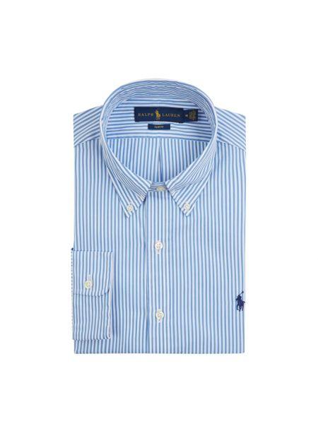 Koszula z długim rękawem w paski z paskami Polo Ralph Lauren