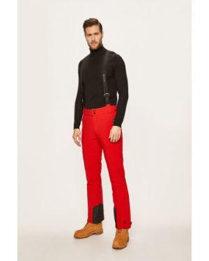 Czerwone spodnie Killtec