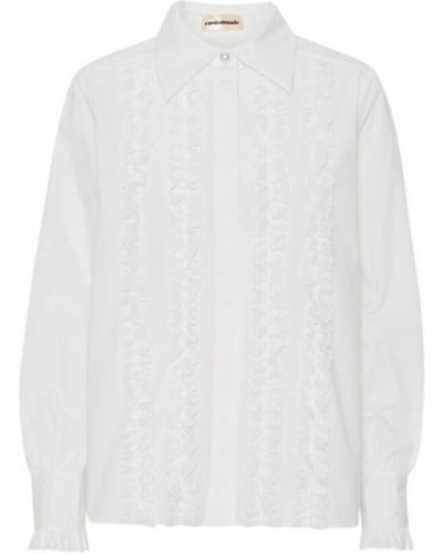 Biała koszula Custommade
