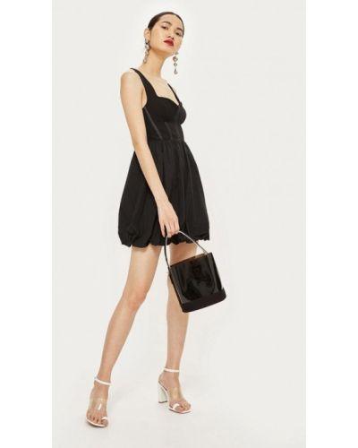 Коктейльное платье осеннее Topshop