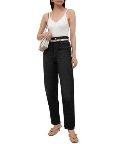 Хлопковые джинсы - серые Isabel Marant Étoile