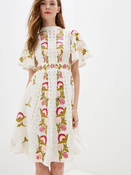 Платье прямое весеннее Frock And Frill