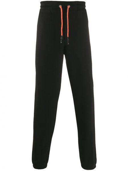 Czarne spodnie bawełniane miejskie Mcq Alexander Mcqueen