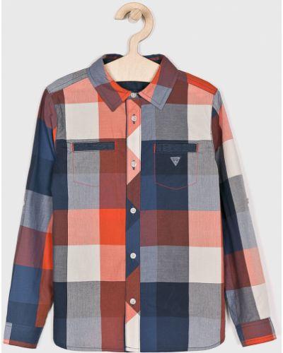 Рубашка с узором Guess Jeans