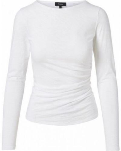 Biała t-shirt Theory