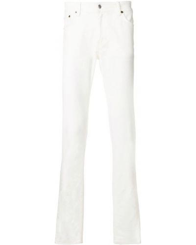 Białe jeansy Acne Studios