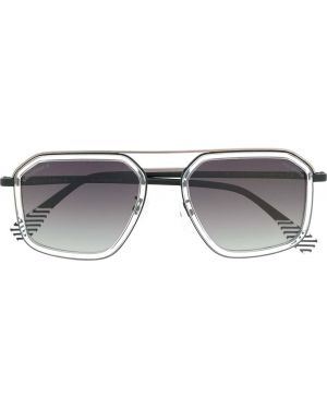 Черные солнцезащитные очки металлические Converse