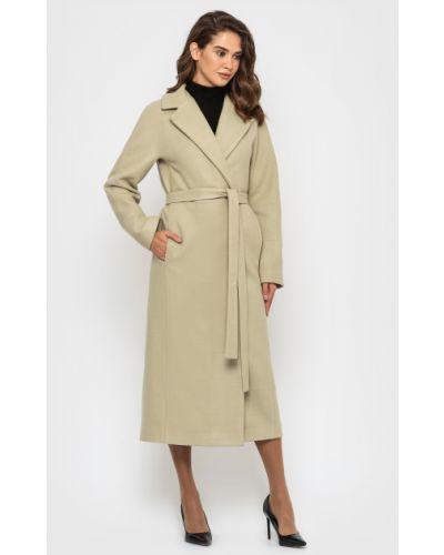 Шерстяное пальто Sfn