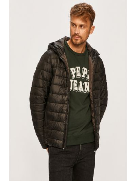 С рукавами куртка с капюшоном с воротником Only & Sons